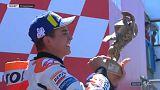 Épica victoria de Márquez en Assen