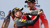 F1: vince Verstappen e Vettel torna leader