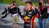 Verstappen triunfa en el caos de Austria