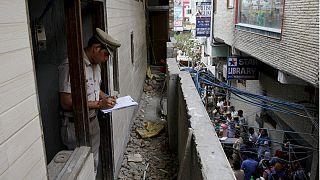 قتل اسرارآمیز در هند