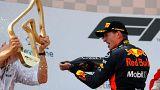 Formel 1: Verstappen siegt in Spielberg