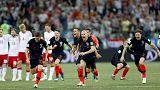 صعود کرواسی به دور بعد جام جهانی در شب درخشش دروازهبانها