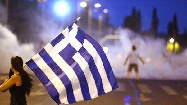 Επεισόδια σε Αθήνα και Θεσσαλονίκη για την συμφωνία των Πρεσπών