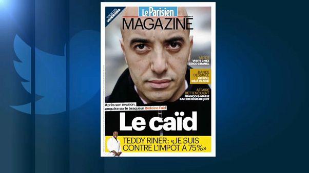 Francia, spettacolare evasione in elicottero di un gangster