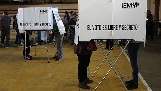 Véget ért a szavazás Mexikóban