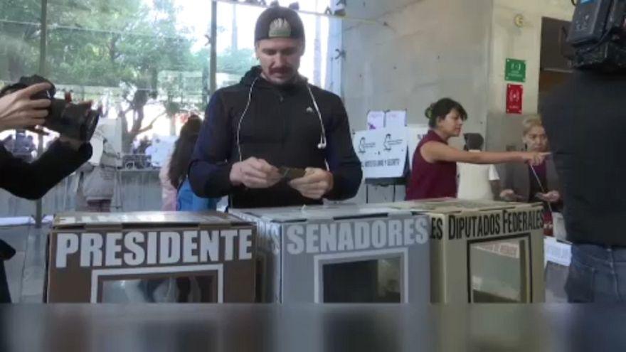 Urnas já encerraram no México