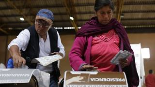 В Мексике закрылись избирательные участки