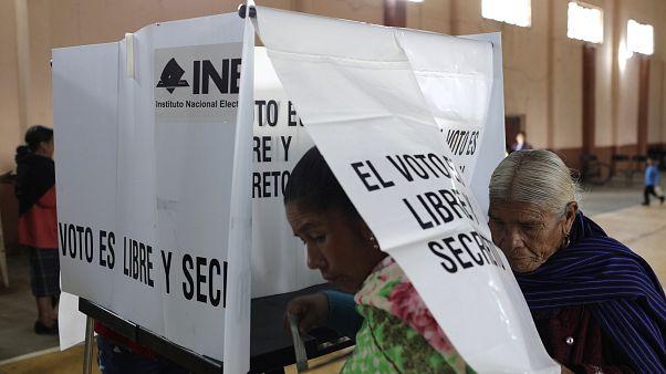 Έκλεισαν οι κάλπες στο Μεξικό
