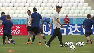 Japón quiere eliminar a Bélgica y cambiar su historia en el Mundial