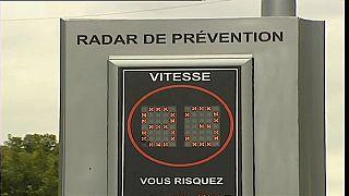 فرنسا تخفض مستوى سرعة القيادة على الطرقات من 90 إلى 80 كلم/الساعة