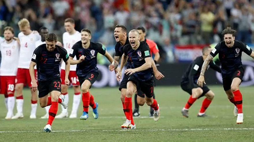 VB 2018: tizenegyesekkel nyert Horvátország