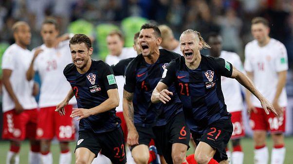 Μουντιάλ 2018: Η Κροατία «λύγισε» στα πέναλτι την Δανία