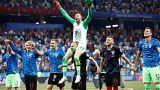 Сборная Хорватии обыграла Данию по пенальти