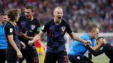 Elfmeterkrimi: Kroatien nach Sieg über Dänemark im WM-Viertelfinale