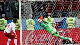 Croacia elimina a Dinamarca y se cita con Rusia en cuartos de final