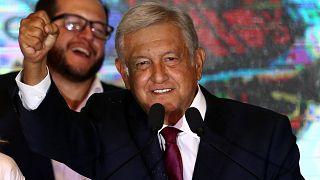 López Obrador lleva a la izquierda al poder en México