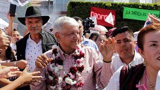 Amlo è il nuovo presidente del Messico