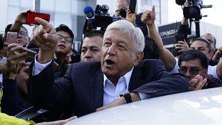 Változást akarnak a mexikóiak