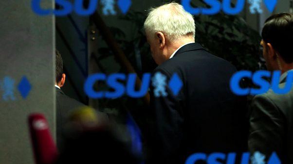 A német belügyminiszter felajánlotta lemondását