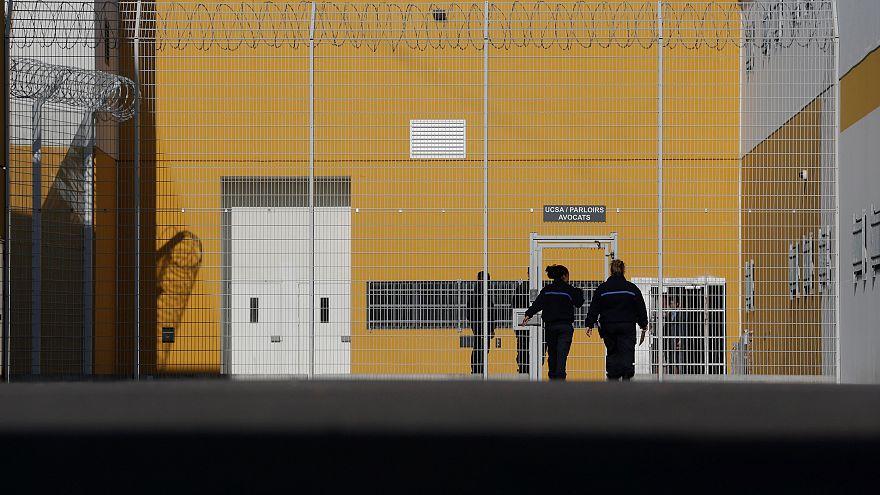 Prison de Réau, en Seine-et-Marne : évasion de Redoine Faïd.