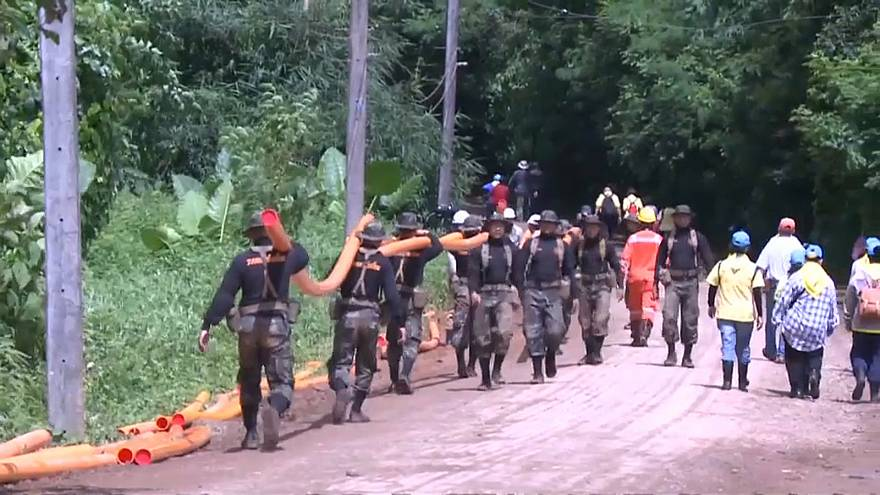Таиланд: поиски детей продолжаются