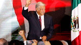 Demokráciát építene az új mexikói elnök