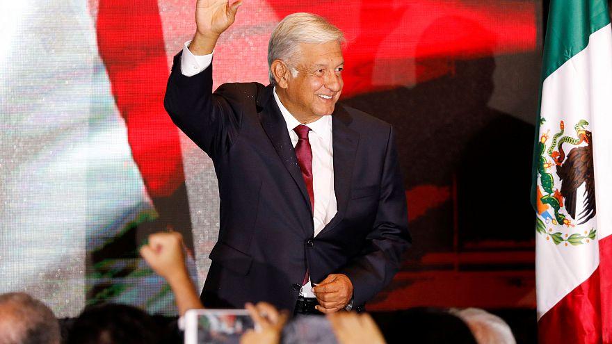 Le Mexique élit Lopez Obrador et vire à gauche