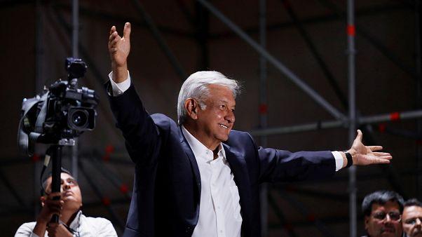 Obrador quer mudanças profundas no México