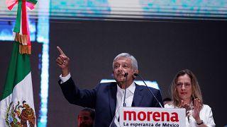 Umbruch in Mexiko: Links-Nationalist López Obrador gewinnt Präsidentenwahl