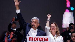 López Obrador promette in Messico una rivoluzione legale