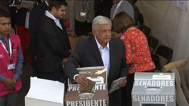 Мексика выбрала нового президента