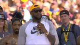 NBA: A LA Lakershez igazol Lebron James
