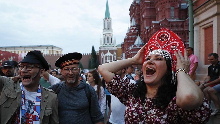 La prensa rusa celebra victoria histórica sobre España