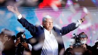 Βετεράνος πολιτικός ο νέος Πρόεδρος του Μεξικού