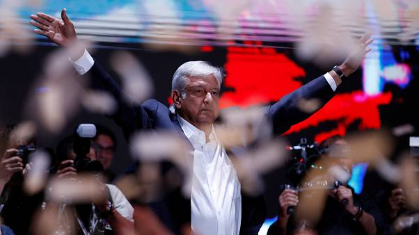 """Mexiko wählt den """"Systemwechsel"""""""