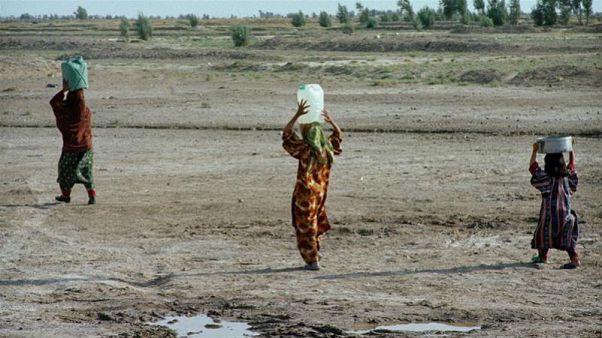 İran'da içme suyu krizi
