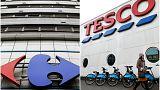 Fransız ve İngiliz süpermarket devleri dijitale karşı işbirliğine gitti