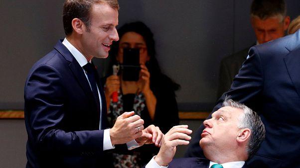 Посол Франции отправлен в отставку за поддержку политики Венгрии