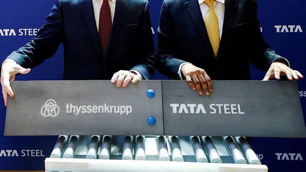 Összeolvad a Tata és a Thyssenkrupp