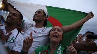 استادیومهای فوتبال الجزایر جایی برای زنان ندارند