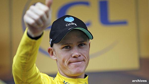Cyclisme : le Tour de France accepte Christopher Froome