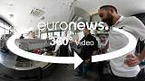 À Lisbonne, des réfugiés syriens deviennent cuisiniers (vidéo 360°)