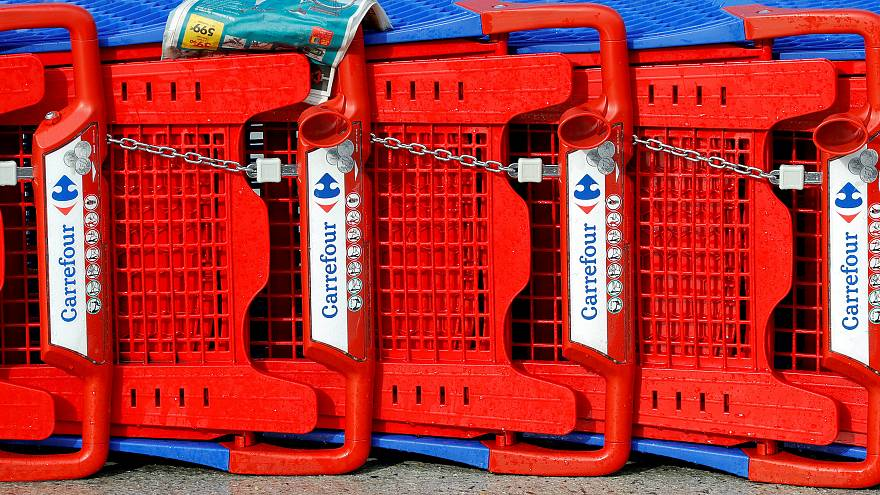 Закупочный альянс Carrefour и Tesco