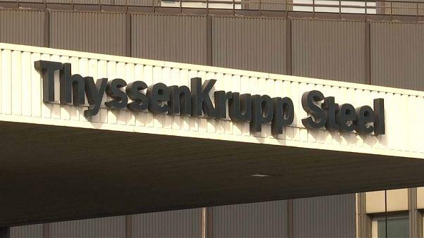 Sidérurgie: fusion Thyssenkrupp et Tata pour contrer la Chine