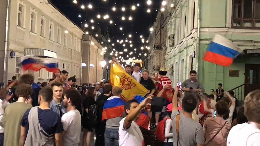 WM 2018: Überraschungsteam Russland darf vom Finale träumen