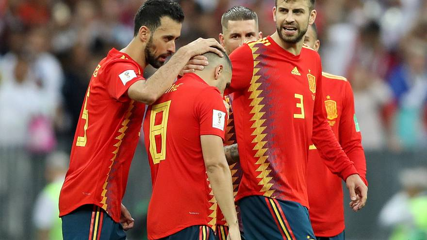 La selección española de fútbol pasa página y mira hacia el futuro