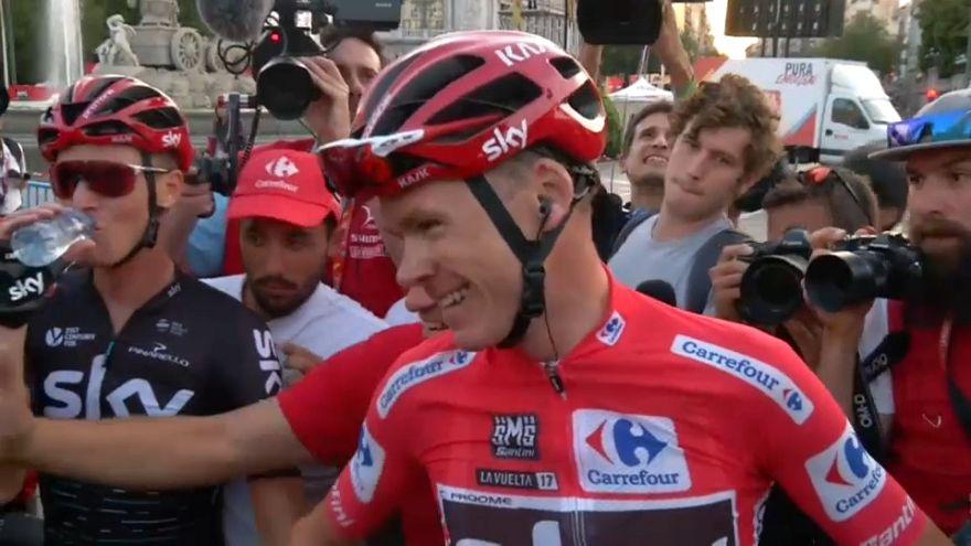 Chris Froome correrá finalmente el Tour de Francia
