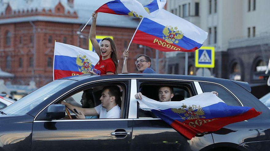 Ρωσία: μεθυστική πρόκριση στους «8»