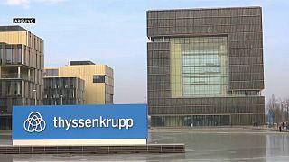 Tata e ThyssenKrupp anunciam fusão