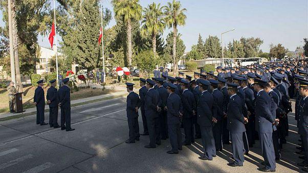 39 ABW observe Ataturk Memorial Day